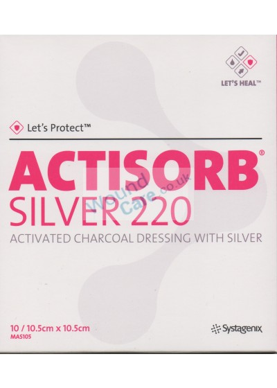 Actisorb Silver Dressings