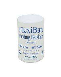 Flexiban Padding Bandage 10cm x 3.5m Pack Size 1